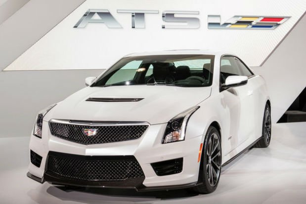 2016 ATS-V Series Coupe