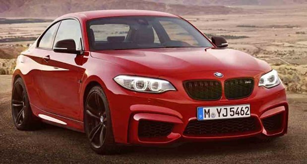 2016 Bmw M2 Red