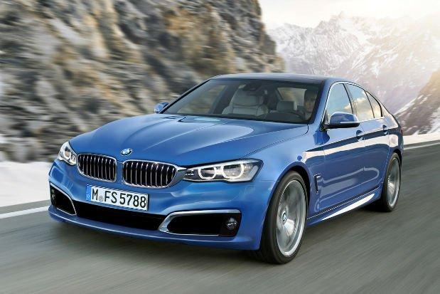 2016 BMW M5 Model