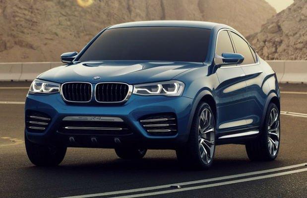 2016 BMW X4 Concept