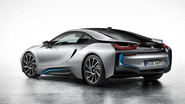 I8 Exterior: 2016 BMW I8 Exterior