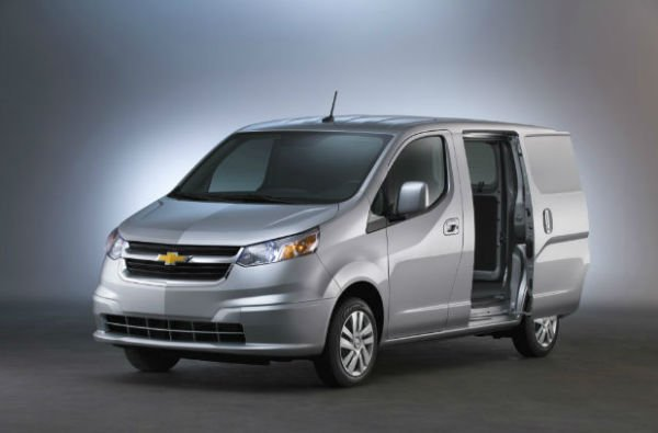 2016 Chevrolet City Express Model