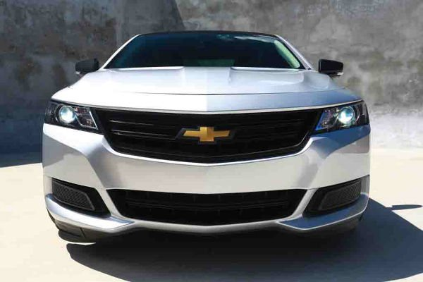 2016 Chevrolet SS Coupe