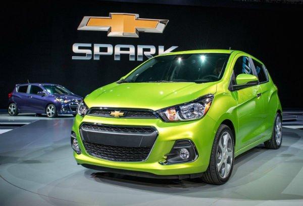 2016 Chevrolet Spark Model