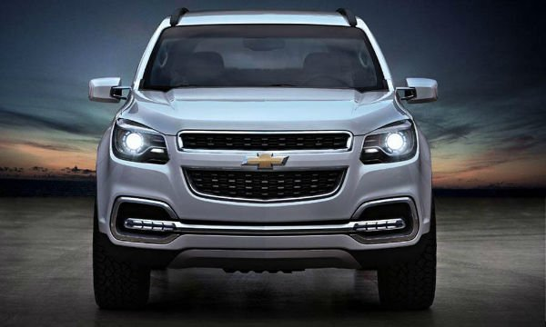 2016 Chevrolet Tahoe Facelift