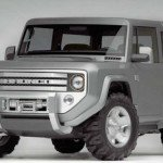 2016 Ford Bronco 2 Door