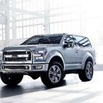 2016 Ford Bronco Concept