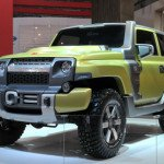 2016 Ford Bronco Pictures