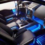 2016 Ford Bronco SVT Raptor Interior