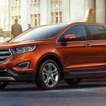 2016 Ford Edge Colors