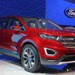 2016 Ford Edge Concept