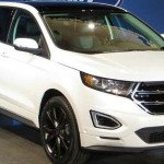 2016 Ford Edge Release