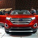 2016 Ford Edge Sport Facelift