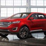 2016 Ford Edge Sport Model