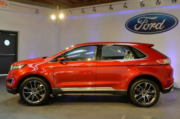the daily test consumer drive titanium edge ford