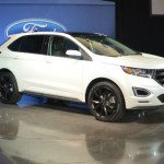 2016 Ford Edge White