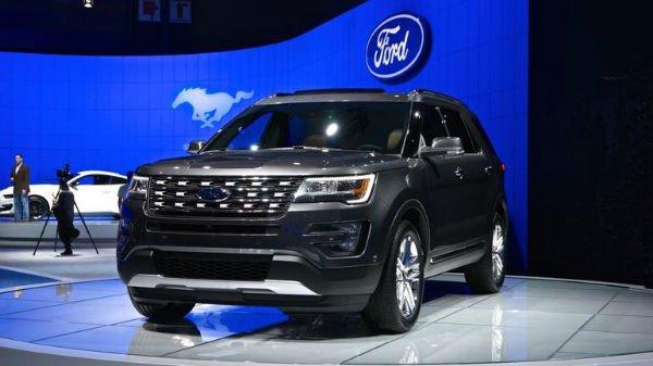2016 Ford Escape Black