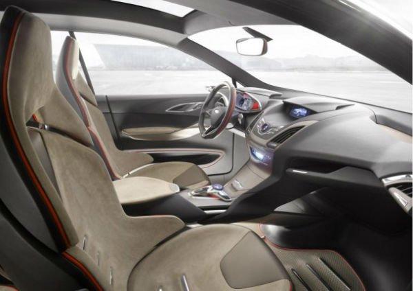 2016 Ford Escape Hybrid Interior