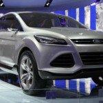 2016 Ford Escape MRSP