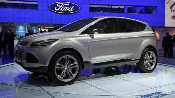 2016 Ford Escape Redesign