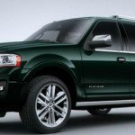 2016 Ford Expedition EL Model