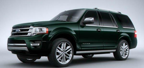 2016 Ford Expedition EL Model