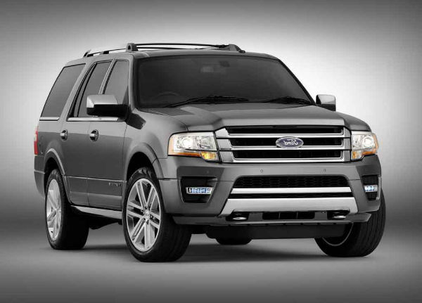 ford expedition el platinum