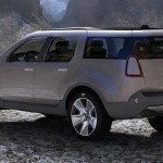 2016 Ford Expedition Spy Photo