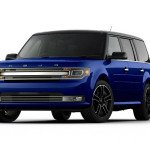 2016 Ford Flex (Blue)