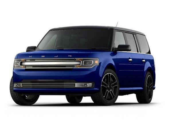 2016 Ford Flex (Blue)