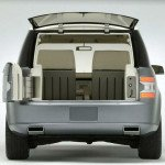 2016 Ford Flex Cargo Space
