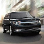 2016 Ford Flex Changes