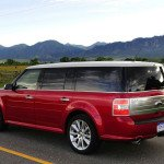 2016 Ford Flex Photos