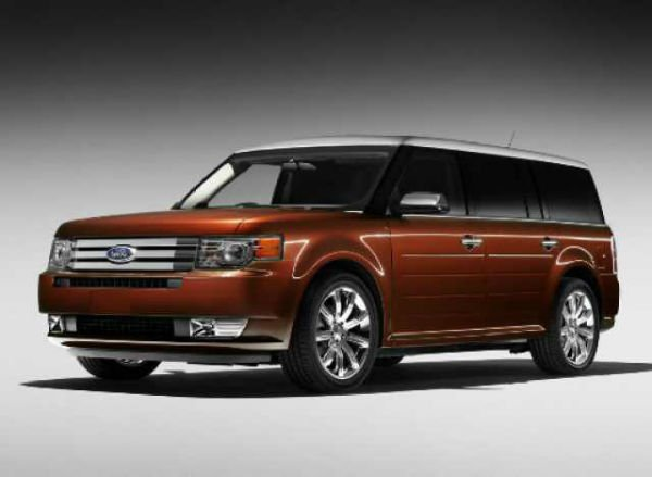 2016 Ford Flex Redesign