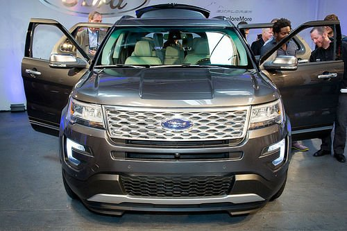2016 Ford Flex Release