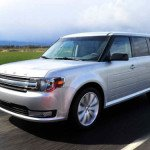2016 Ford Flex (Silver Color)