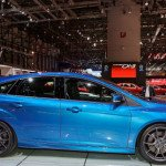 2016 Ford Focus ELectric Range