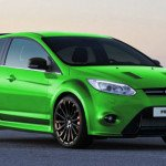 2016 Ford Focus RS Green