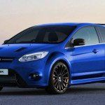 2016 Ford Focus RS Release
