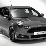 2016 Ford Focus ST Black