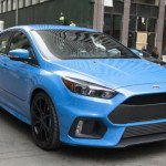 2016 Ford Focus ST Release
