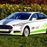 2016 Ford Fusion Energi Concept