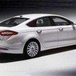 2016 Ford Fusion Energi ELectric Range