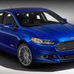 2016 Ford Fusion Energi Hybrid