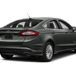 2016 Ford Fusion Energi MPG