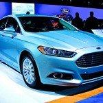 2016 Ford Fusion Energi Model