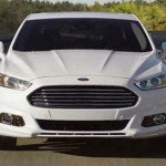 2016 Ford Fusion Facelift