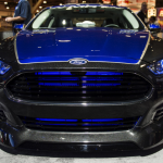 2016 Ford Fusion Hybrid Facelift