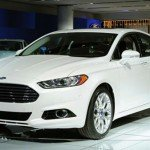 2016 Ford Fusion Hybrid Release