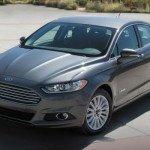 2016 Ford Fusion Hybrid SE MPG